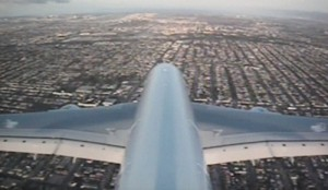 LAX approach 400