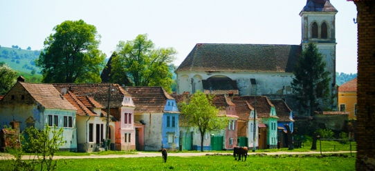 Romania villages 542