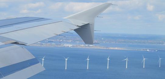 Copenhagen wind turbines 542