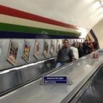 London Underground 542