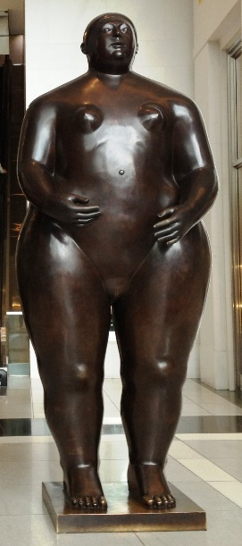 Botero Time Warner Center New York 271
