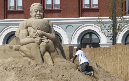 Sandcastles 542