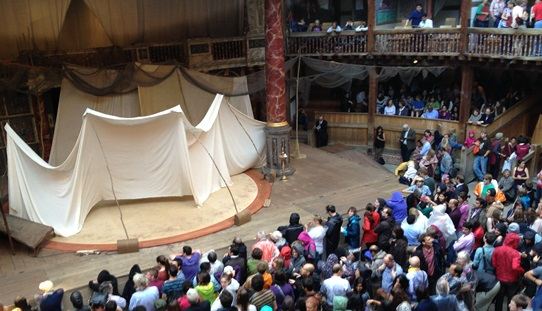 Shakespeare's Globe 542