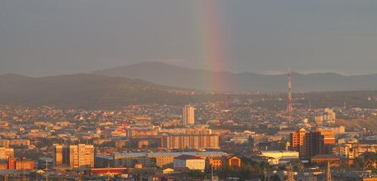 Ulan Ude rainbow 542