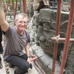 Banteay Chhmar, Cambodia rebuilding 542