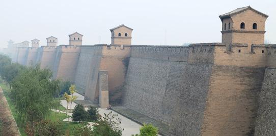 Pingyao City Walls 542
