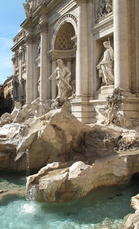 Rome - Trevi Fountain 271
