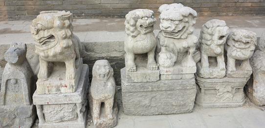 Taiyuan Confucius Temple 542