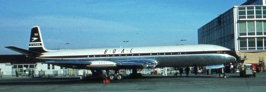 1958 - Comet 4, Detroit 01 542