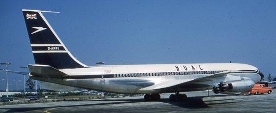 1960 - Boeing 707 542