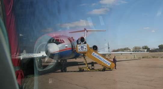 Tupolev Tu-154M 542