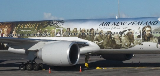 Air Middle Earth 542