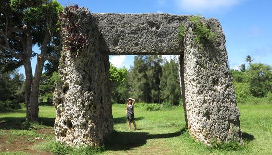 Ha'amonga'a Maui Trilithon 542