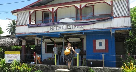 Ha'apai - Fifita & Mariner's