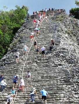 IMG_3473 - Ixmoja Pyramid, Coba 271