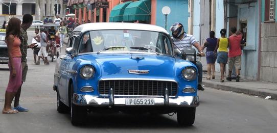IMG_3809 - Havana cars 55 Chevy 542