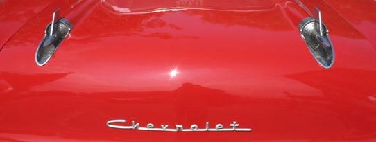 IMG_3943 - Havana cars 57 Chevy hood 542