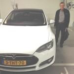Tony & Tesla Model S 542