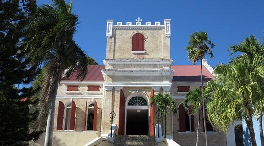 Frederick Lutheran Church, Charlotte Amalie, St Thomas, USVI 542