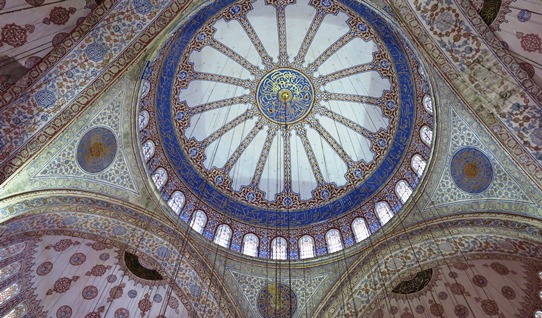 IMG_4858 - Sultanahmet or Blue Mosque 542
