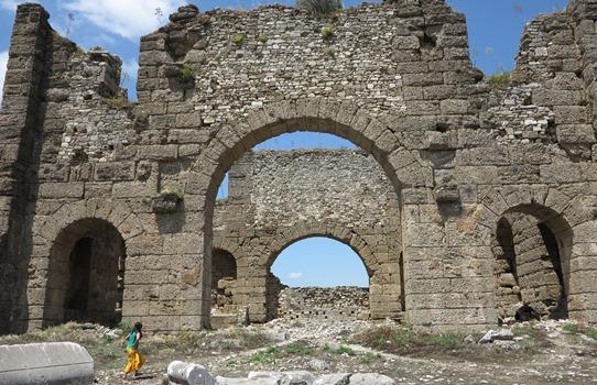 IMG_5815 - Basilica, Aspendos 542