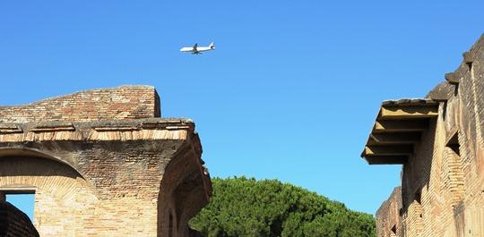 IMG_6757 - Ostia, ruins & Fiumicino flight 540