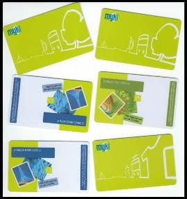 Myki Cards - 270