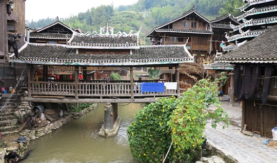 IMG_8536 - Yituan drum tower & covered bridge, Zhaoxing - 540