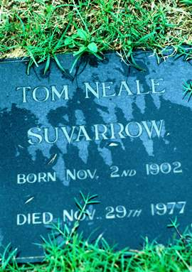 Tom Neale 270