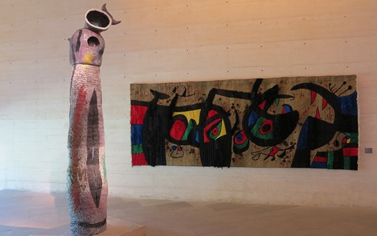 IMG_0309 - Pilar & Joan Miró Foundation, Palma - 540