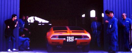 1969 - de Tomaso factory, Modena - 540