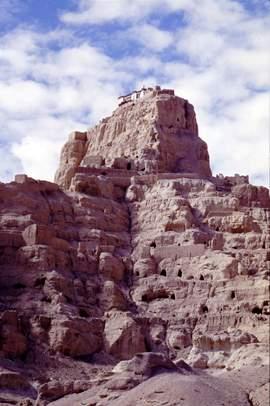 CHINA - Tibet - Western Tibet, Tsaparang 01 - 270