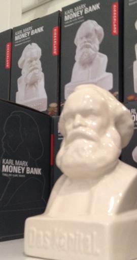 IMG_0846 - Karl Marx moneybank, Saatchi Gallery - 270