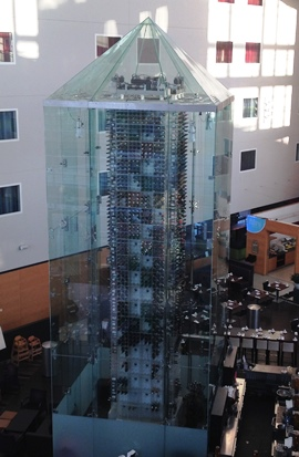IMG_095 - Radisson Blu wine tower, Stansted - 270
