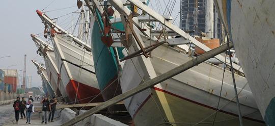 IMG_2351 - Sunda Kelapa boats - 540