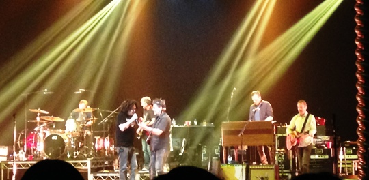 IMG_2469 - Counting Crows, Palais Theatre, St Kilda - 540JPG