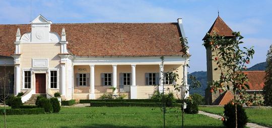 Apafi Manor, Malancrav, Transylvania, Romania