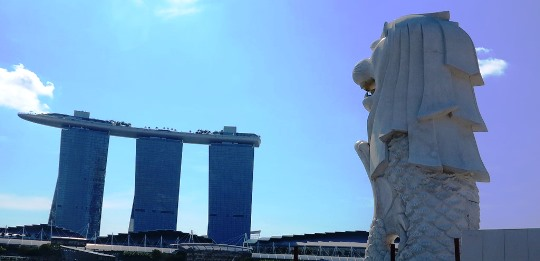 IMG_4969 - Merlion, Marina Bay Sands - 540