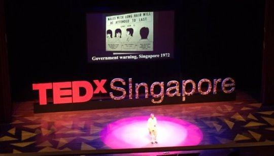 TEDx Singapore - 540