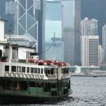 Star Ferry, Hong Kong Island