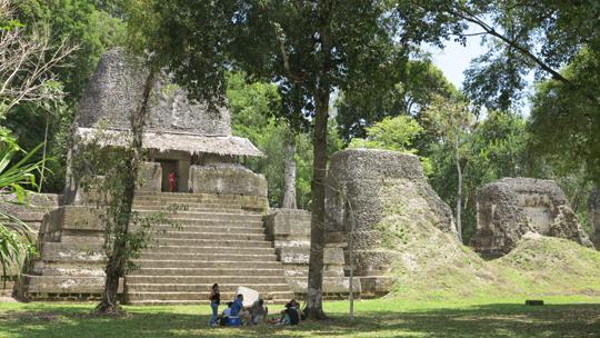 IMG_5922 - Plaza de los Siete Templos, Tikal - 540