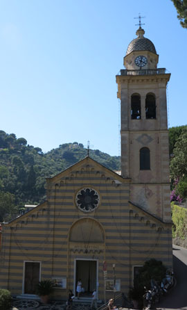 IMG_7765 - Church of San Giorgio, Portofino - 270