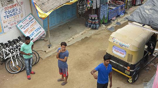 IMG_0272 - Hampi Bazaar - 540
