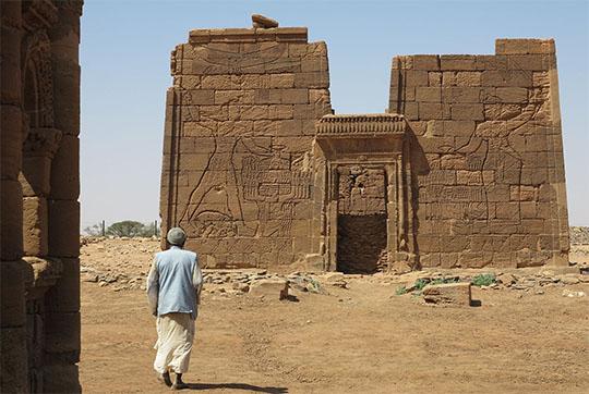 IMG_1575 - Natakamani & Amanitore, Temple of Apedemak, Naqa - 540