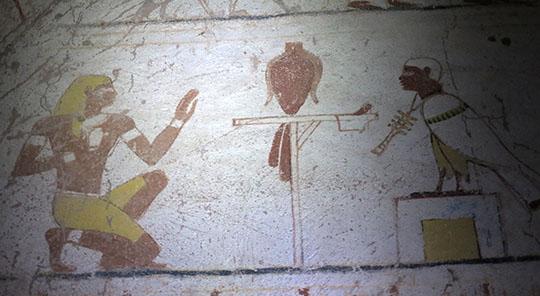 IMG_1894 - tomb painting, El Kurru - 540
