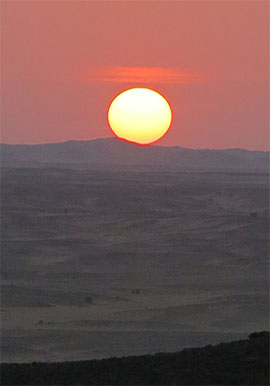 IMG_2001 - sunset, Jebel Barkal -270