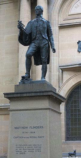 IMG_2346 - Matthew Flinders, Sydney Library - 270