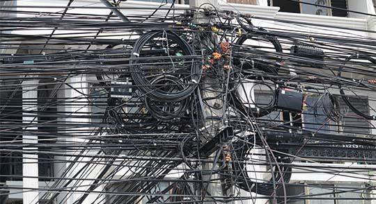 IMG_2622 - electrical wiring, Laem Chabang - 540