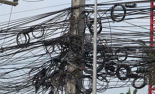 IMG_2626 - electrical wiring, Laem Chabang - 540