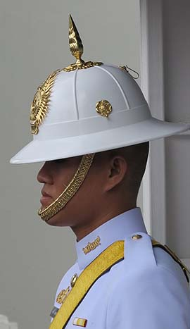 IMG_2695 - guard at Royal Palace - 270